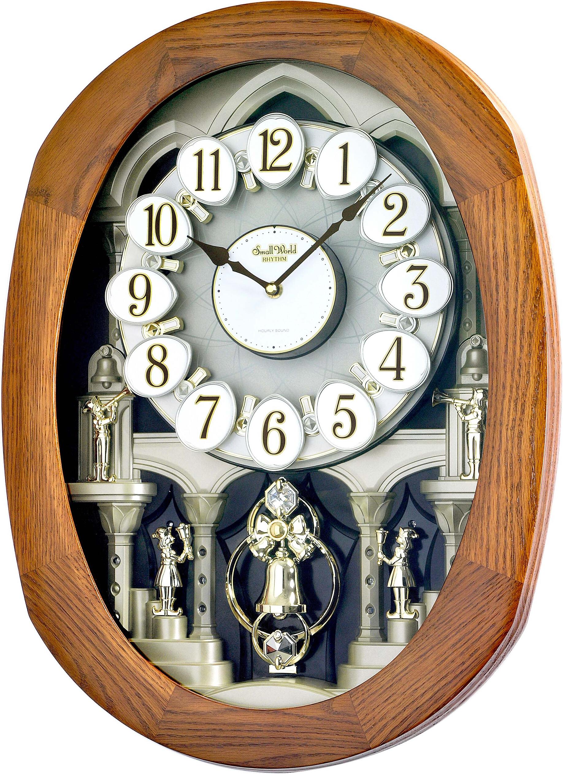 Spring wind wall clocks suburban clock in berea ohio since 1953 4mh847wd06 joyful encore amipublicfo Choice Image